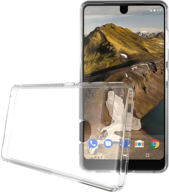 TUDIA Essential Phone PH-1 Funda, Ligero [SKN] Cubierta de la ...