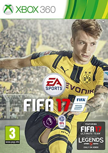 Buy FIFA 17 - (Xbox 360) Online at Low Prices in India
