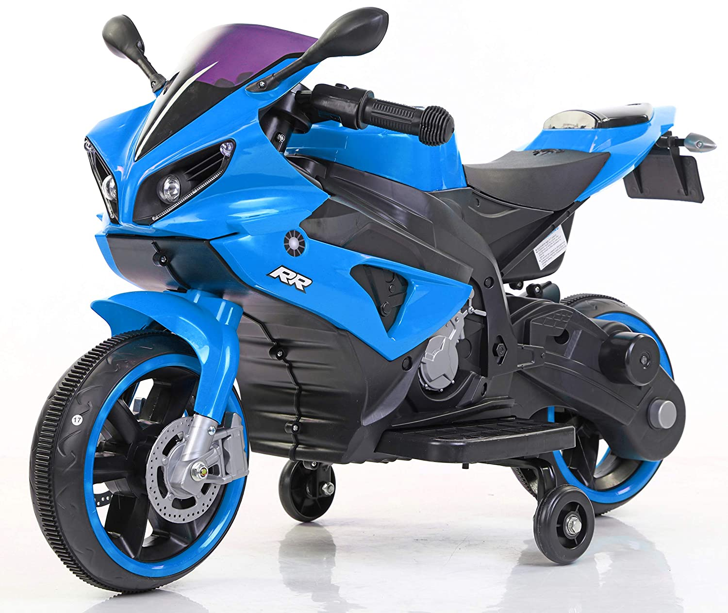Toy House Mini Yamaha R1 Bike for Kids review