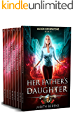 Alison Brownstone Omnibus #1 (Books 1-8): Her Father's Daughter, On Her Own, My Name is Alison, The Family Business, The…
