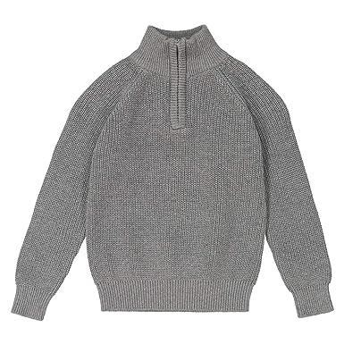 ea0836f785ce Amazon.com  La Redoute Collections Big Boys High Neck Jumper Sweater ...