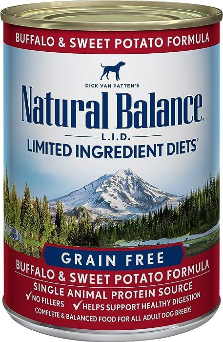Top 10 Balance Dog Food Fish Sweet Potato