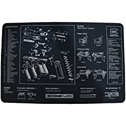 Glock AD00073 Perfection OEM Cleaning Bench Mat Review