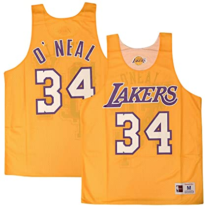 eab75dfe3 Mitchell   Ness Shaquille O Neal  34 Los Angeles Lakers 2004 All Star Game