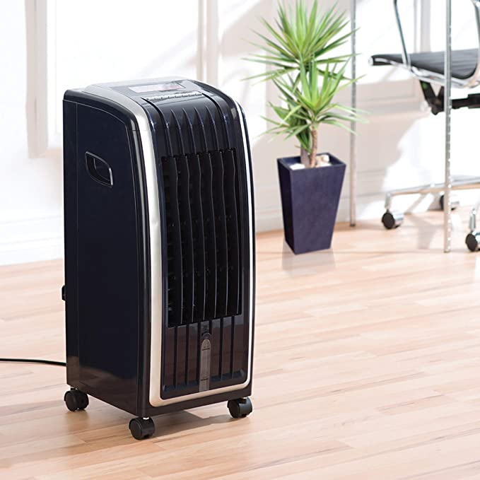 Daewoo - Enfriador de Aire 4 en 1, Calentador, humidificador y ...