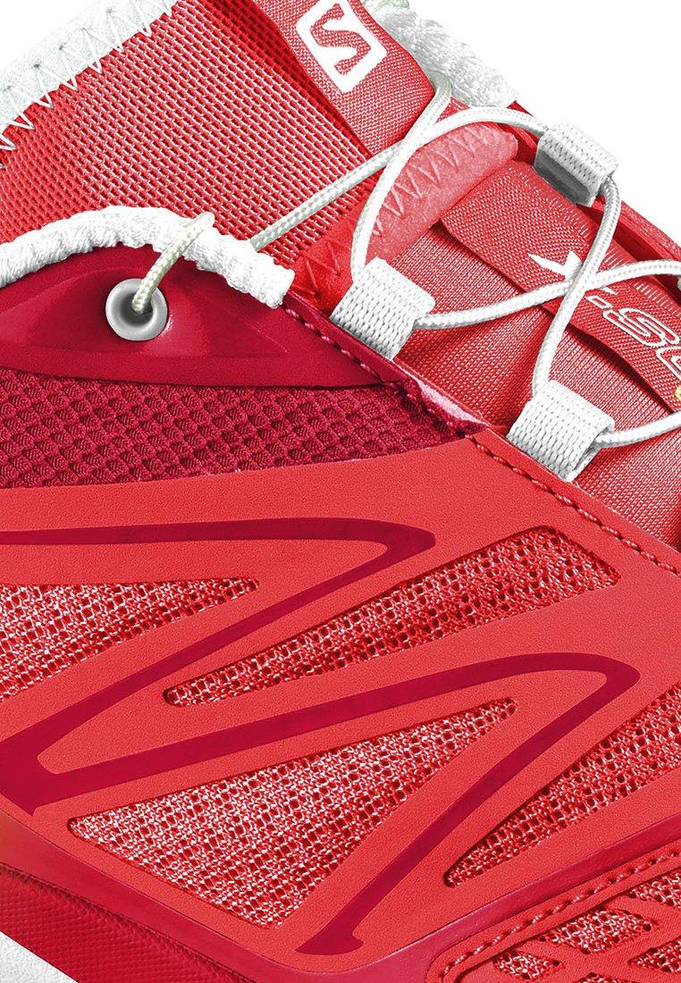 Salomon Ženy Ženy bílá X Scream 3D běžecká běžecká obuv Červená bílá c0a0057 44418e98f6