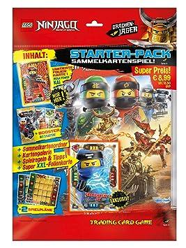 Top Media 180316 Lego Ninjago Serie IV - Juego de archivadores (1 ...