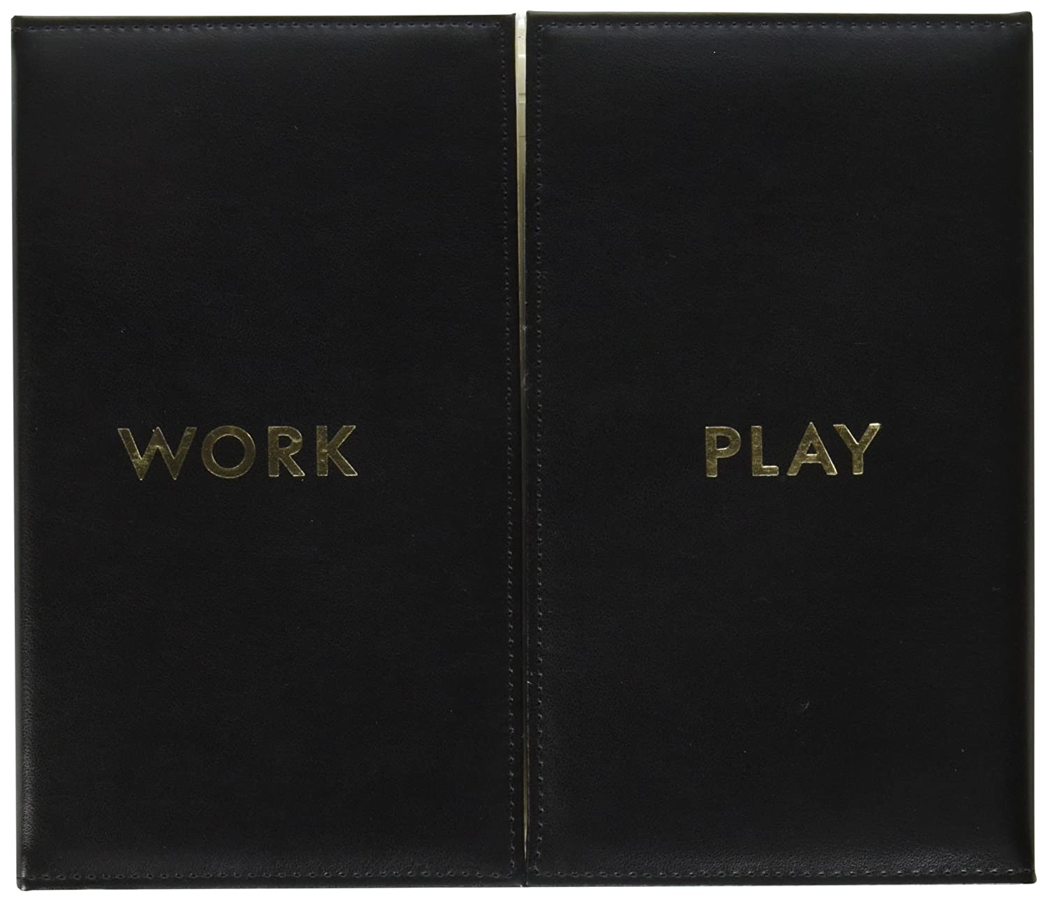 kate spade new york desktop weekly calendar and folio - work and play   B074Q5HBZ9