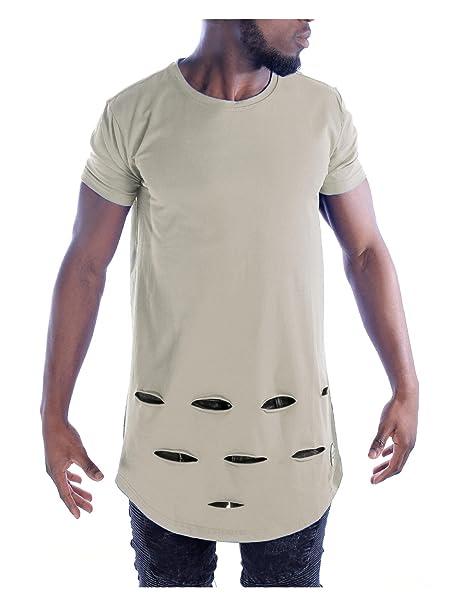 Project X Paris Camiseta Oversize Hombre 885517 Beige Large: Amazon.es: Ropa y accesorios