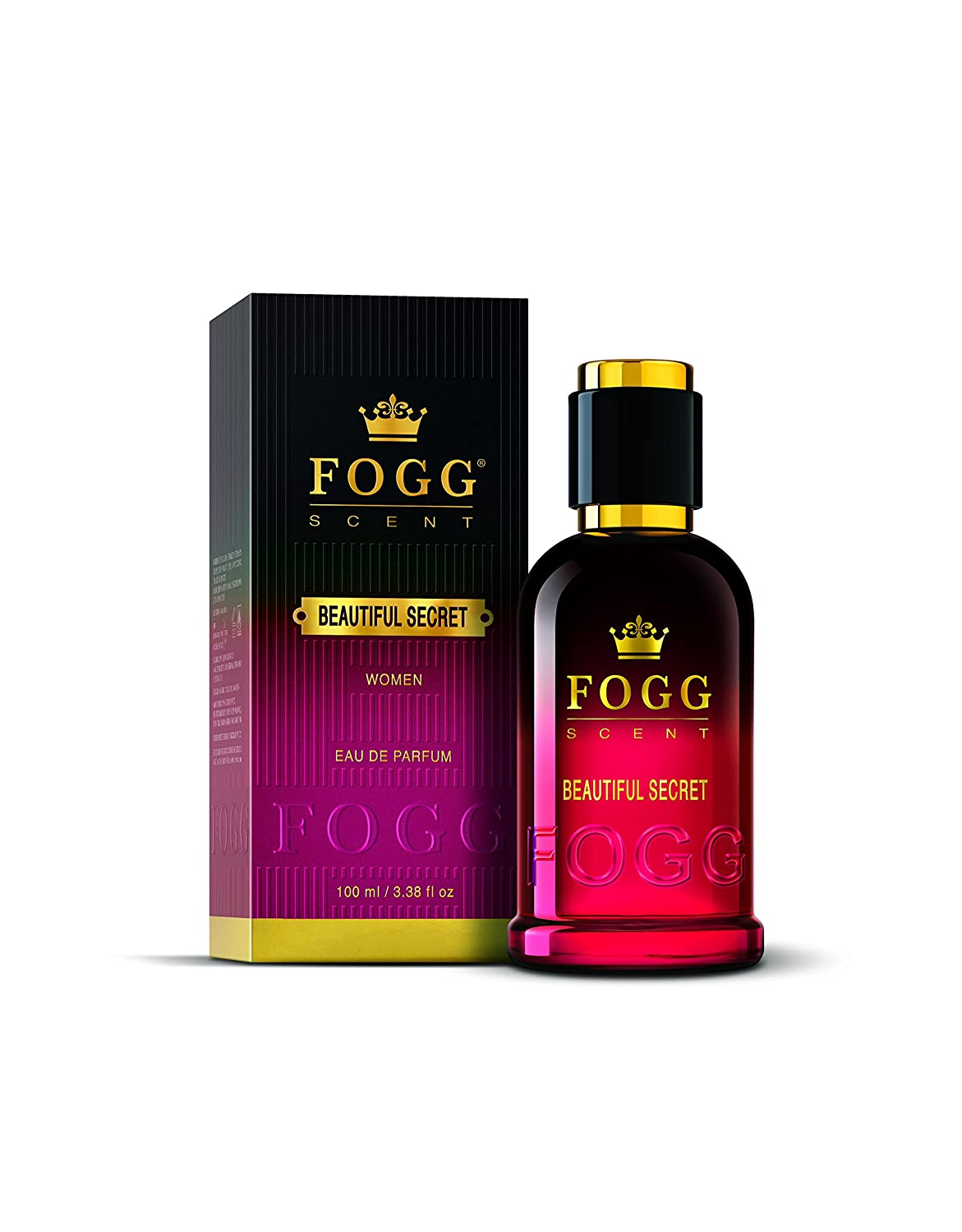 Fogg Beautiful Secret Scent For Women, 100ml