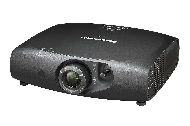 Panasonic pt-rw430ek Proyector láser/led WXGA Negro: Amazon ...
