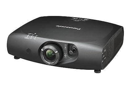 Panasonic pt-rw430ek Proyector láser/led WXGA Negro: Amazon.es ...