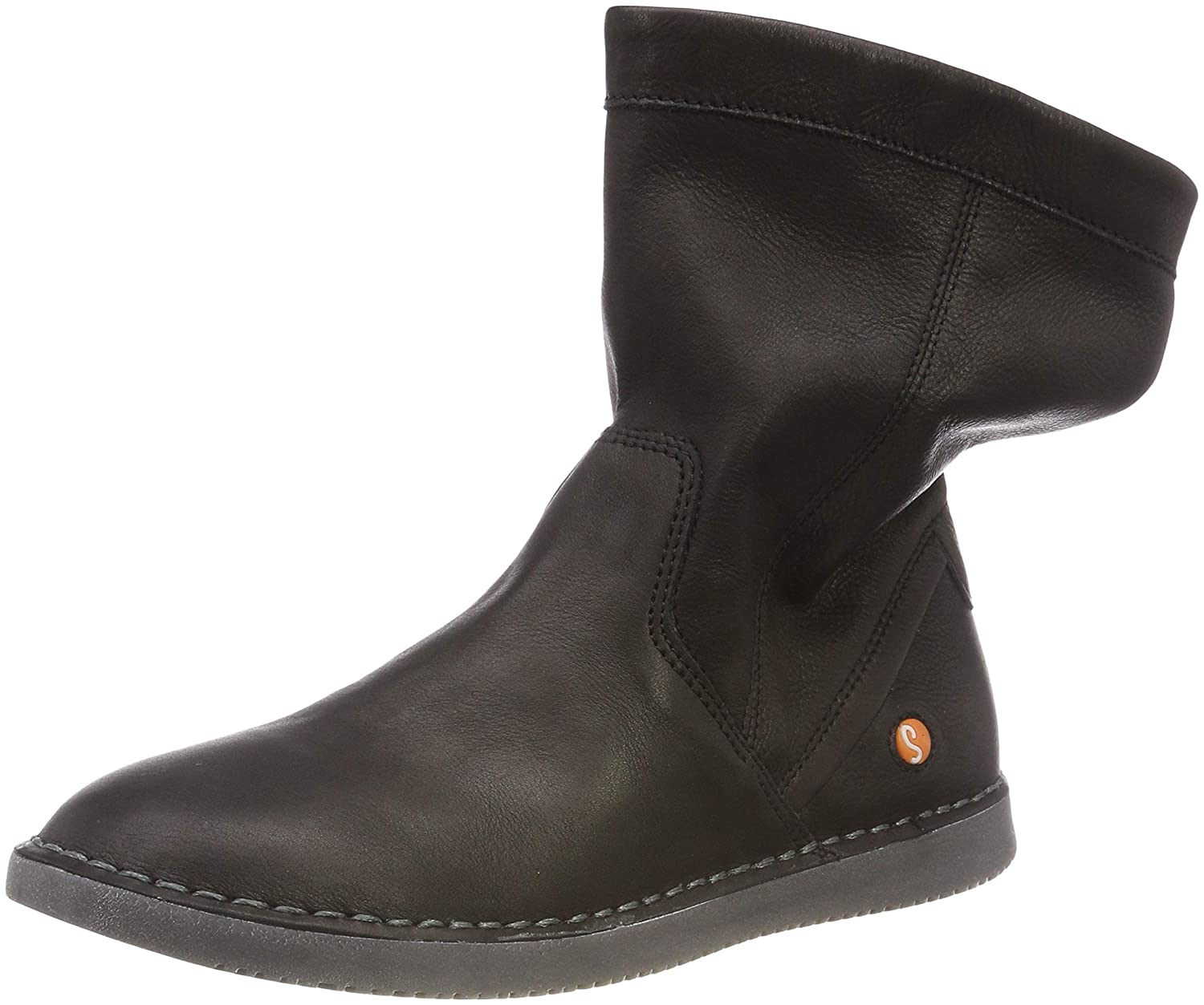 Softinos Til402sof Smooth Leather, Chukka Boots Boots Femme Noir 1191 (Black Noir 008) 1be50a2 - latesttechnology.space
