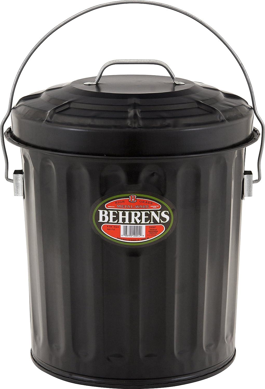 amazon com behrens b907p steel black ash pail snow shovels