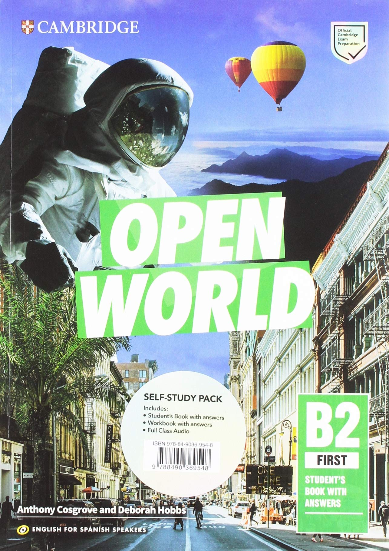 Open World First Self-study Pack Students Book with answers and ...