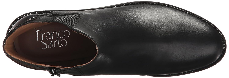 Franco Sarto Women's Brandy Ankle Boot B073GZ6R43 6.5 W US|Black