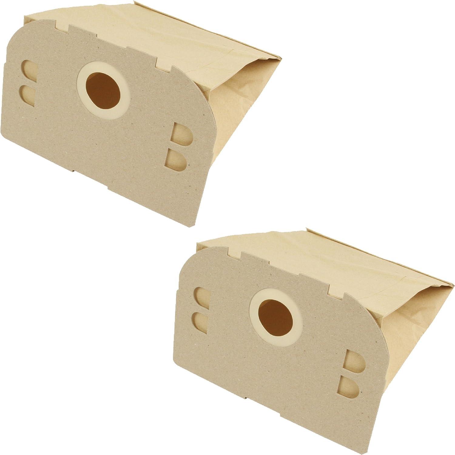 20 Bolsas de papel Bolsas para aspiradora Vorwerk Tiger VK 250 VK 251 252 by One. All by One.®.: Amazon.es: Hogar