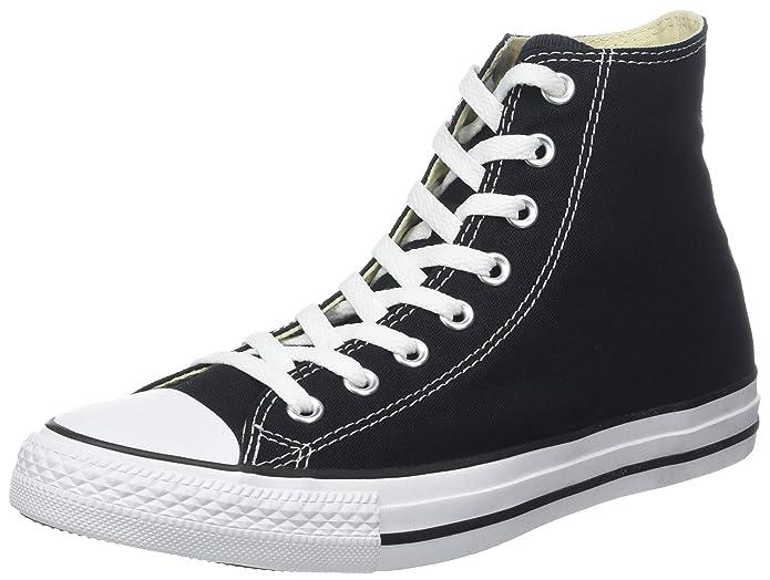 Converse Chuck Taylor All Star Hi Shoe - Women's Black, 8