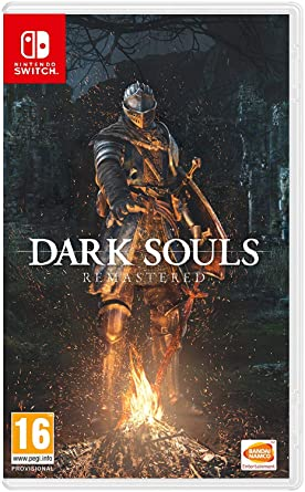 Dark Souls: Remastered | Switch Download Code | Switch - Download
