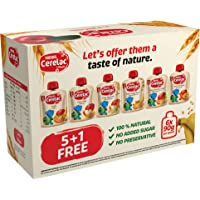 Nestle Cerelac Puree Variety - Pack Of 6