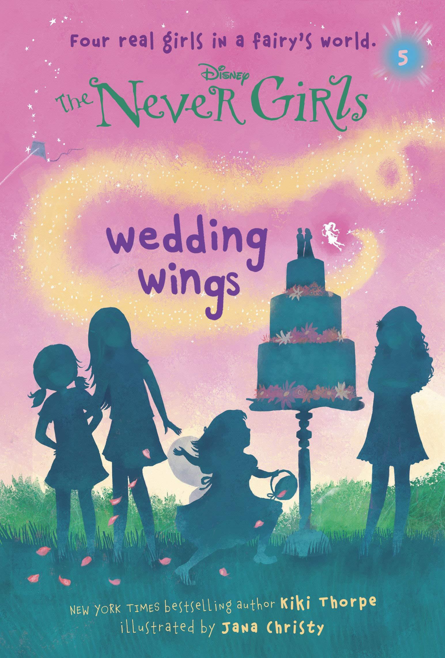 Read Online Never Girls #5: Wedding Wings (Disney: The Never Girls) PDF
