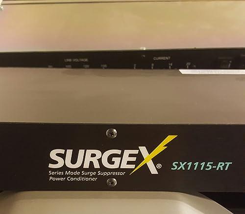 SurgeX – SX-1115 – Rack Mount Surge Eliminator