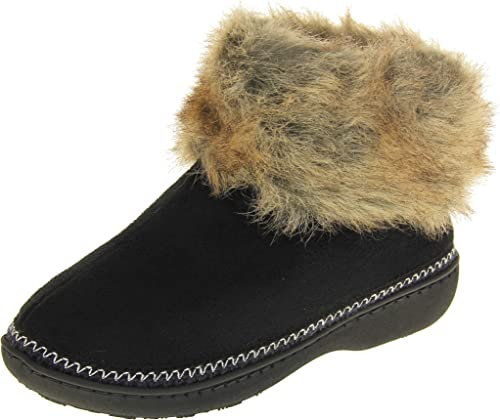 Dunlop Womens Rhea Boot Slippers Ladies