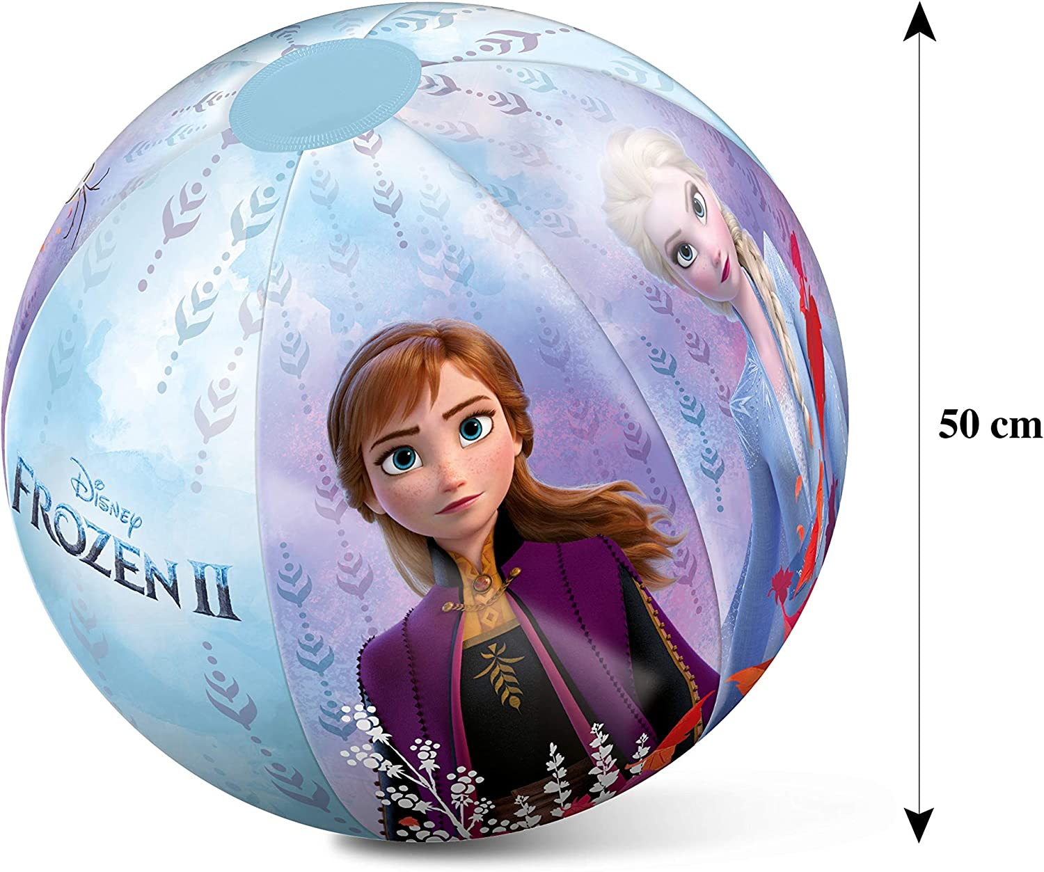 Disney Frozen - Balón Hinchable, 50 cm (Mondo 16525): Amazon.es ...
