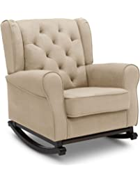 Delta Furniture Emma Upholstered Rocking Chair.