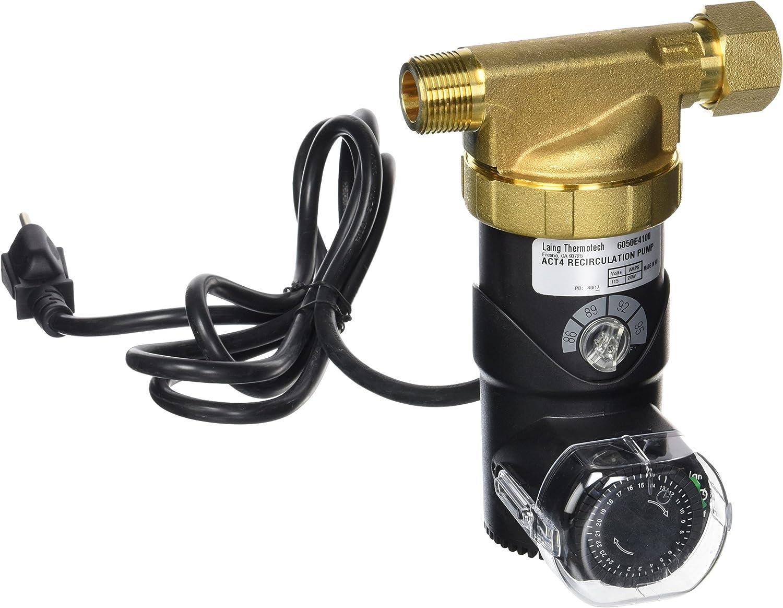 Laing Autocirc Pump INSTANT HOT WATER CIRCULATION