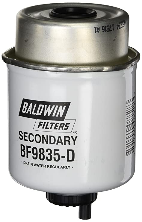 Amazon.com: Baldwin Filters BALBF9835-D Fuel Filter (5-9/32 x 3-3/16
