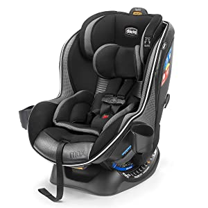 Chicco NextFit Zip Max Convertible Car Seat - Q Collection