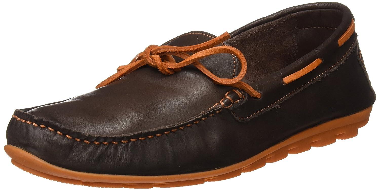 Beppi Herren Casual Shoe Mokassin Braun (Brown Brown)