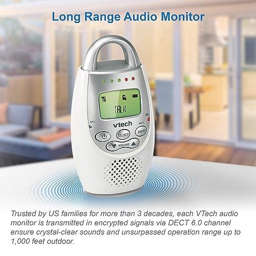 DM221 is a long-range audio monitor