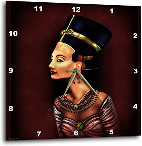 3dRose dpp_15330_3 A Portrait of Nefertiti Inspired