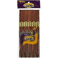 Vesta D08-5 Zitan Wood Chopsticks, 5 Pairs