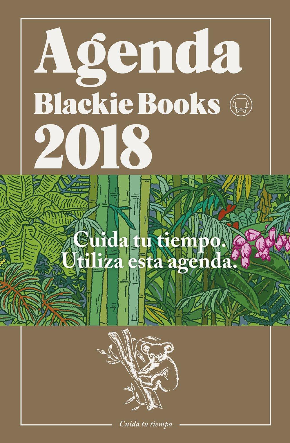 Agenda Blackie Books 2018: VV AA: 9788417059149: Amazon.com ...