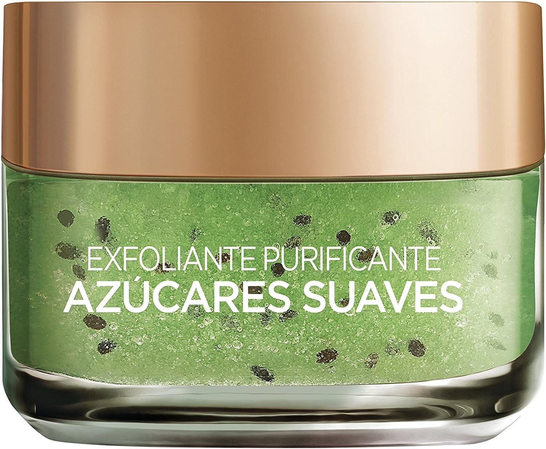 L'Oreal Paris Dermo Expertise Exfoliante Facial Purificante Azúcares Suaves - 50 ml