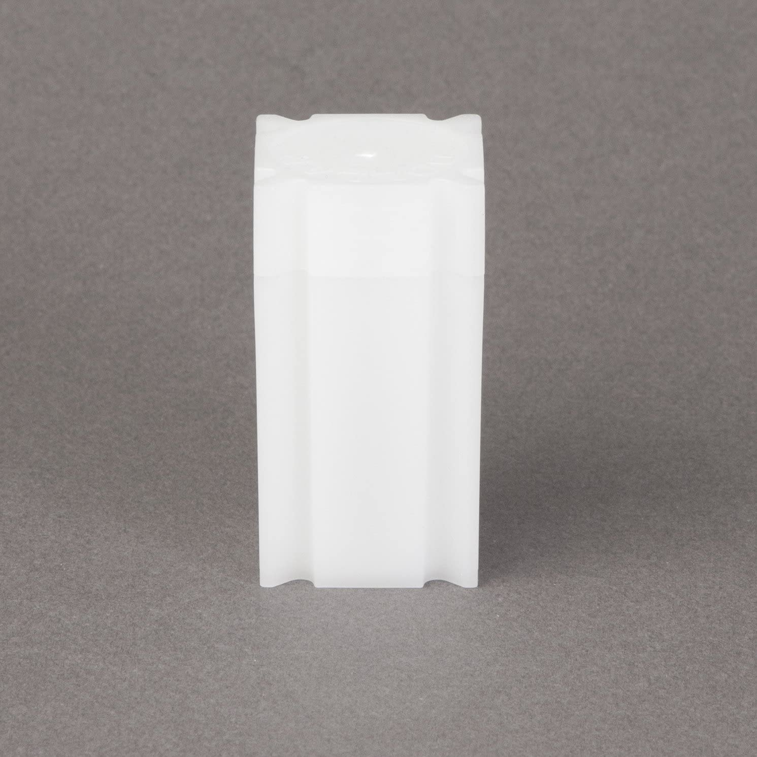 Cent Clear Plastic Coin Storage Tubes Archival Safe 50 CoinSafe Square Penny
