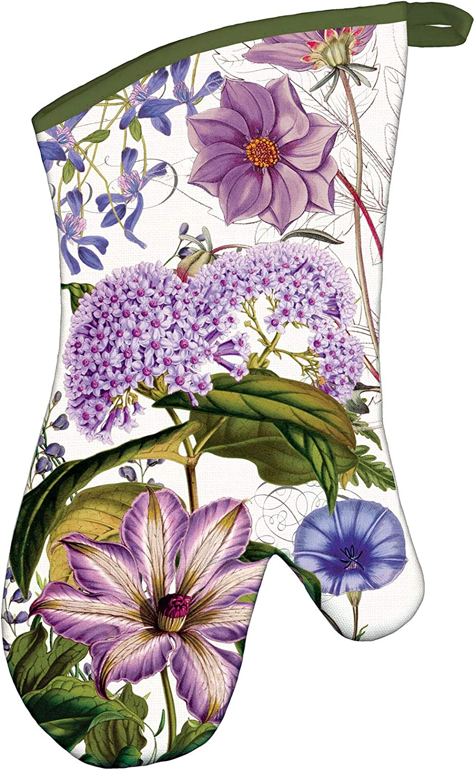 Michel Design Works Oven Mitt, Rhapsody