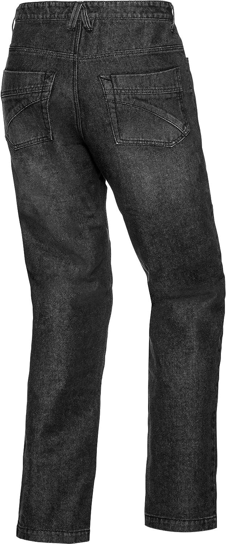 Spirit Motors Jeans Moto Pantalones de la Motocicleta Vaqueros de Motocicleta//algod/ón//aramida 1.0