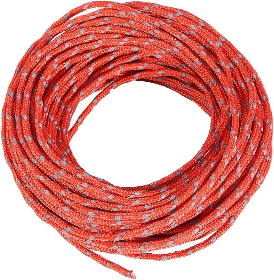 Tent Rope Rope Colorful Cord Gear Lanyard Outdoor Camping Accessories O3
