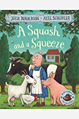 A Squash and a Squeeze Paperback