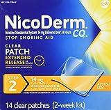 Nicoderm Clear Step2 14mg Size 14ct
