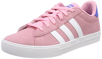 hot sale online c9ef8 a6961 adidas Daily 2.0 K, Chaussures de Fitness Mixte Enfant, Rose (RossuaFtwbla