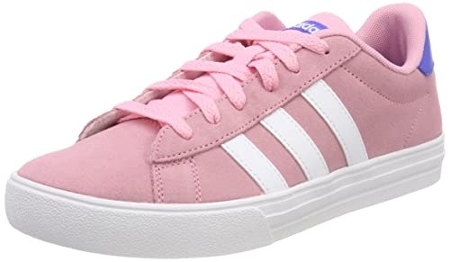 huge selection of f8ab6 ab5d7 adidas Daily 2.0 Scarpe da Basket Unisex-Bambini, Rosa (Lt PinkFtwwht