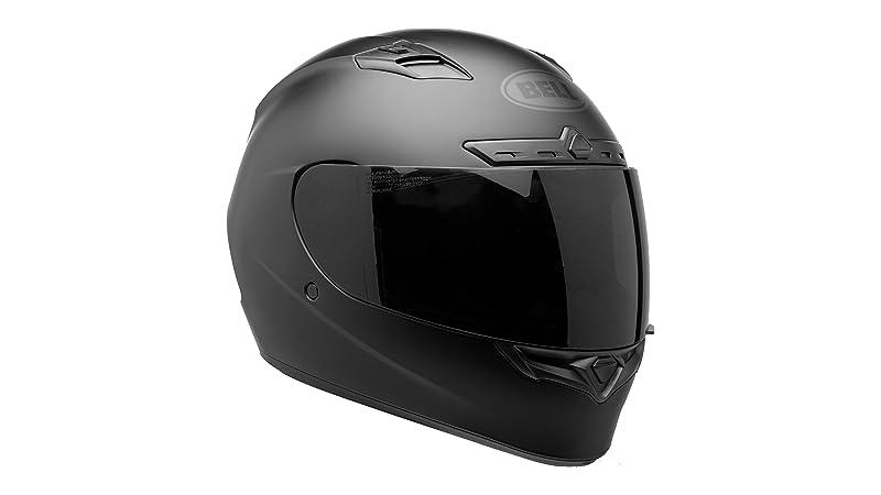 BELL Qualifier DLX Blackout Street Motorcycle Helmet