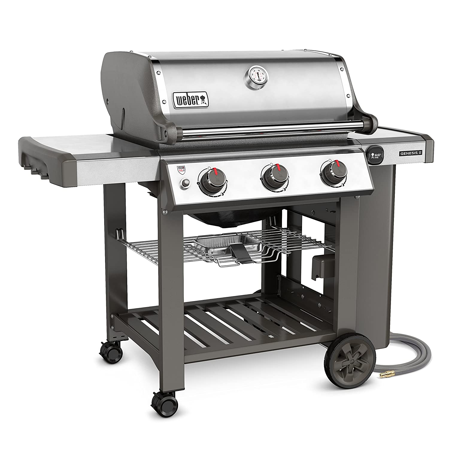 Amazoncom Weber Genesis II S Natural Gas Grill - Abt weber grill