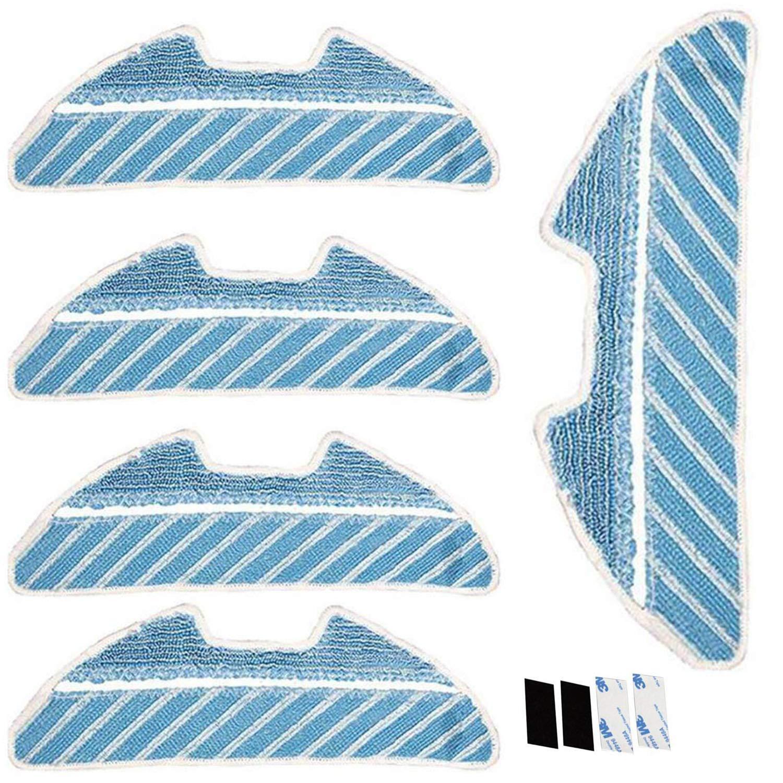 Simuke 5 Paño de Limpieza para Cecotec Conga Excellence 1290 Conga ...