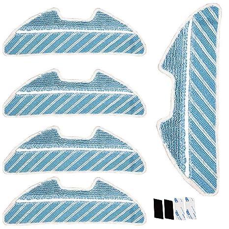 Simuke 5 Paño de Limpieza para Cecotec Conga Excellence 1290 ...